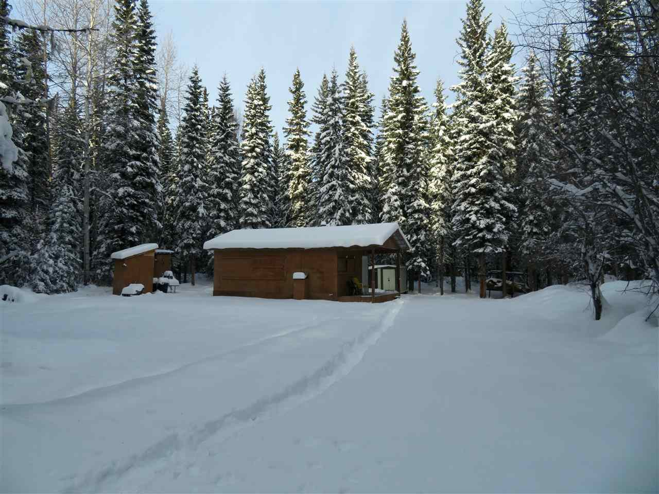 Main Photo: MILE 358 TETSA RIVER ACCESS Road in Fort Nelson: Fort Nelson - Remote House for sale (Fort Nelson (Zone 64))  : MLS®# R2489694