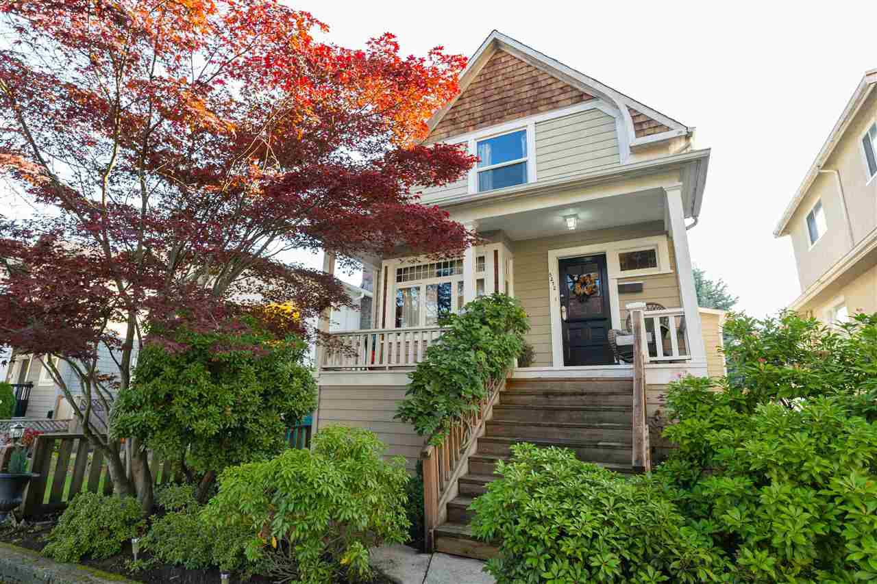Main Photo: 5272 ELGIN STREET in : Knight House for sale : MLS®# R2315733