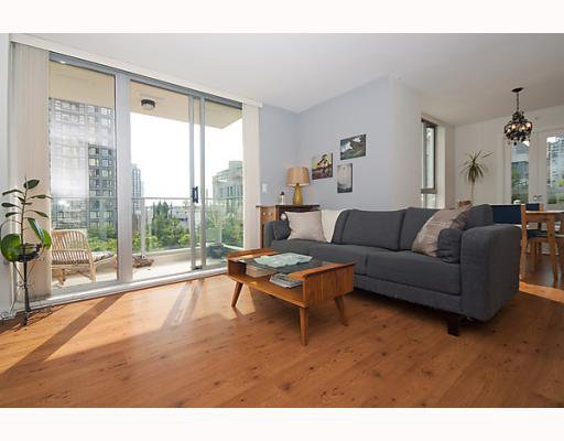 "Main Photo: # 408 1225 RICHARDS ST in Vancouver: Downtown VW Condo for sale in ""THE EDEN"" (Vancouver West)  : MLS®# V778716"