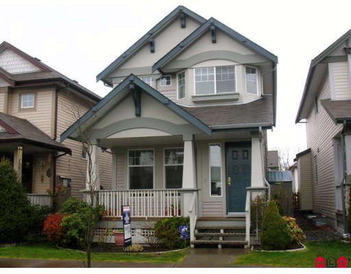 """Main Photo: 18519 67A Avenue in Surrey: Cloverdale BC House for sale in """"Heartland"""" (Cloverdale)  : MLS®# F2809509"""