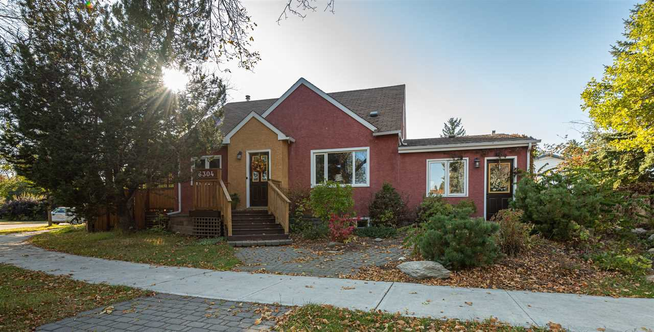Main Photo: 6304 109A Street in Edmonton: Zone 15 House for sale : MLS®# E4176131