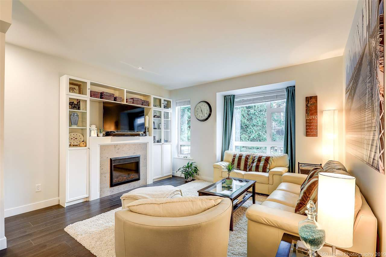 "Main Photo: 57 5888 144 Street in Surrey: Sullivan Station Townhouse for sale in ""ONE44"" : MLS®# R2417920"