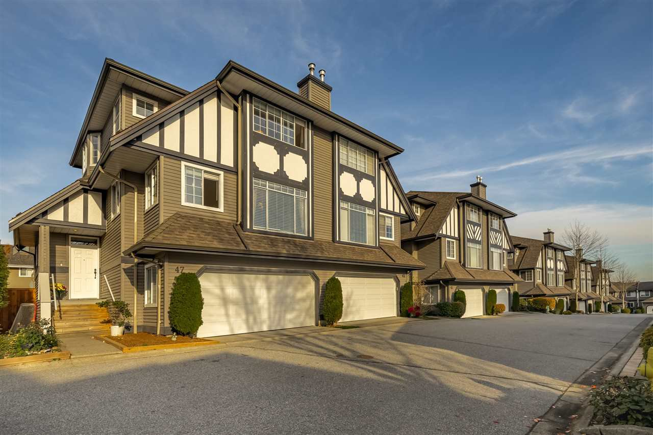 "Main Photo: 47 2615 FORTRESS Drive in Port Coquitlam: Citadel PQ Townhouse for sale in ""Orchard Hill"" : MLS®# R2418731"