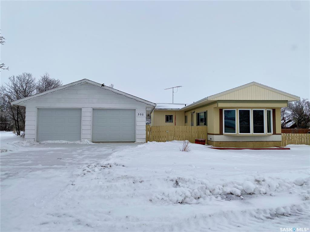 Main Photo: 305 2nd Street West in Milden: Residential for sale : MLS®# SK804580