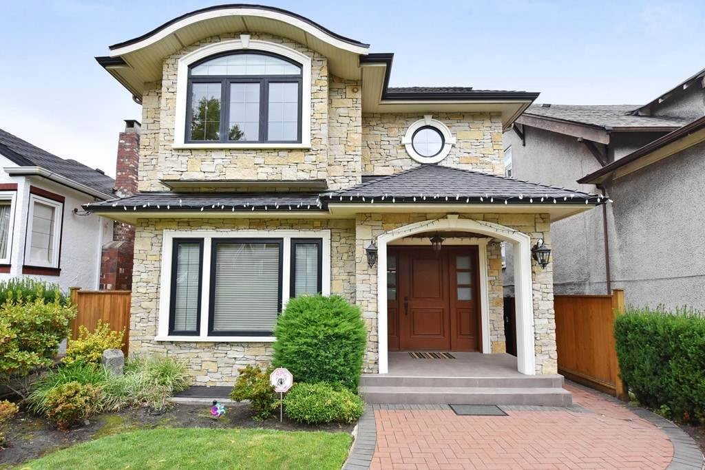 Main Photo: 3913 W 18TH Avenue in Vancouver: Dunbar House for sale (Vancouver West)  : MLS®# R2471975