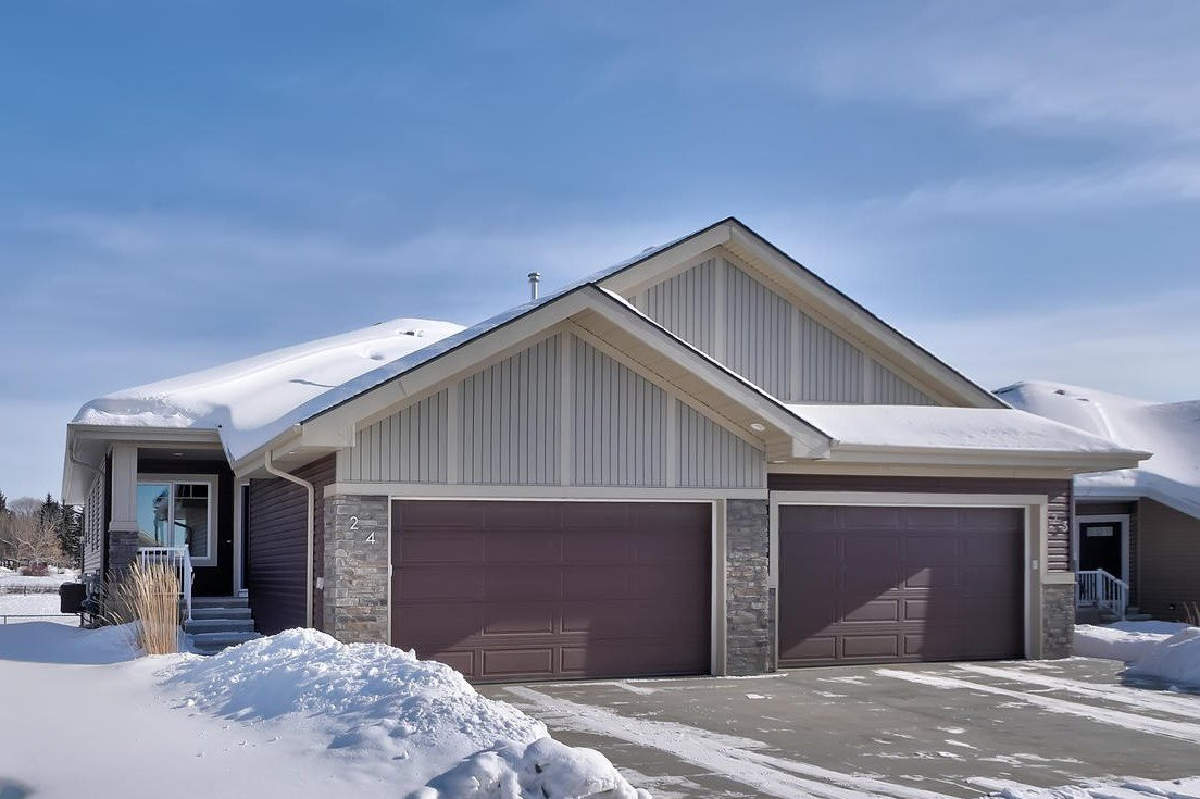 Main Photo: 24 50 Legacy Terrace: St. Albert House Half Duplex for sale : MLS®# E4224681
