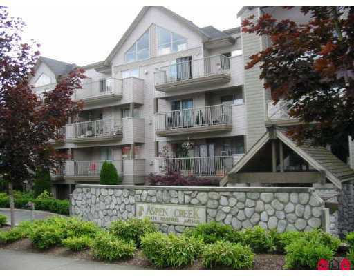 "Main Photo: 303 33478 ROBERTS Avenue in Abbotsford: Central Abbotsford Condo for sale in ""Aspen Creek"" : MLS®# F2715413"