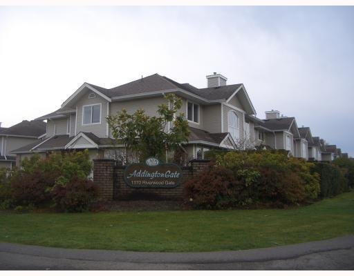 Main Photo: # 5 1370 RIVERWOOD GT in Port Coquitlam: Condo for sale : MLS®# V745892