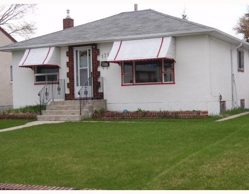 Main Photo: 171 Newton Avenue in Winnipeg: Single Family Detached for sale : MLS®# 2908575