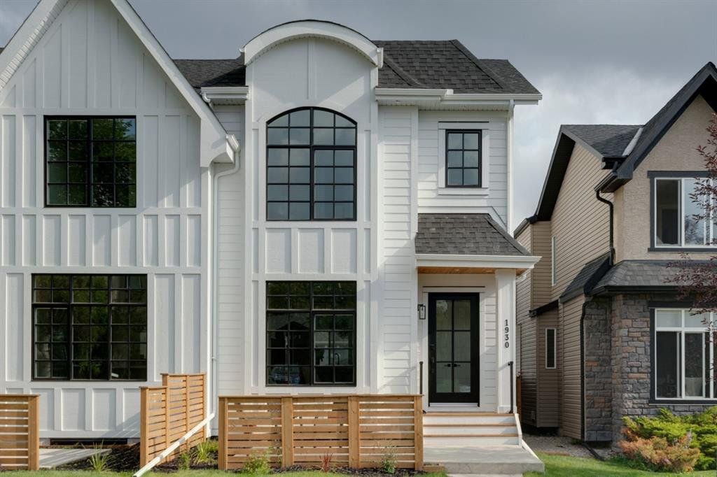 Main Photo: 1930 48 Avenue SW in Calgary: Altadore Semi Detached for sale : MLS®# A1019195