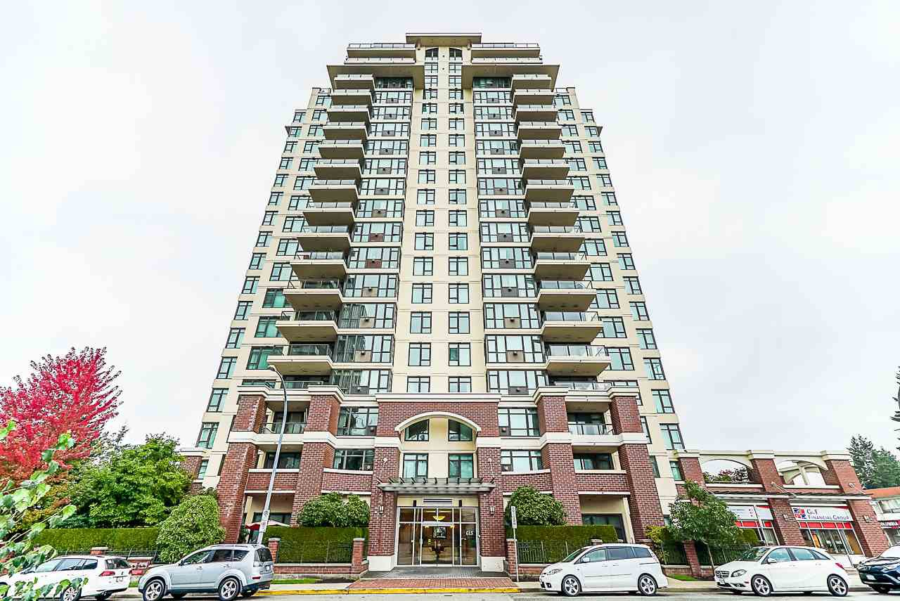 """Main Photo: 1804 615 HAMILTON Street in New Westminster: Uptown NW Condo for sale in """"Uptown"""" : MLS®# R2517600"""