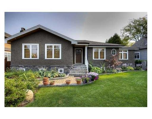Main Photo: 1070 W KING EDWARD AV in Vancouver: House for sale : MLS®# V844807