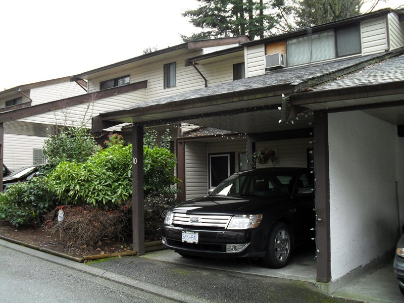 Main Photo: #10 32705 FRASER CR in MISSION: Mission BC Townhouse for rent (Mission)