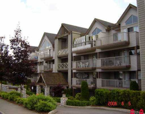 "Main Photo: 112 33478 ROBERTS AV in Abbotsford: Central Abbotsford Condo for sale in ""Aspen Creek"" : MLS®# F2612411"