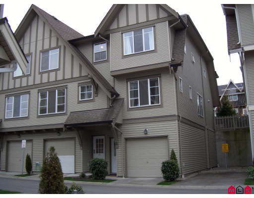 "Main Photo: 64 15175 62A Avenue in Surrey: Sullivan Station Townhouse for sale in ""BROOKLANDS"" : MLS®# F2812395"