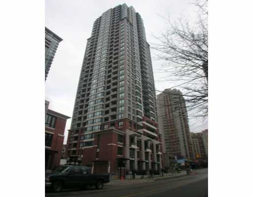 """Main Photo: 1902 909 MAINLAND Street in Vancouver: Downtown VW Condo for sale in """"YALETOWN PARK 2"""" (Vancouver West)  : MLS®# V633298"""