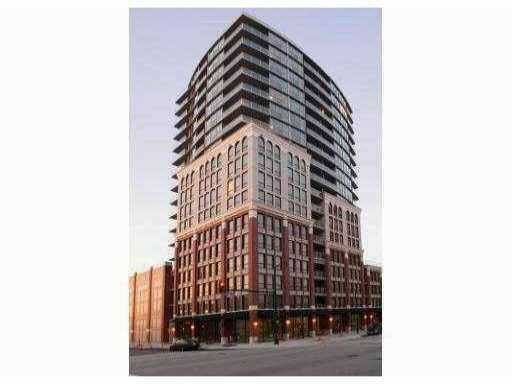 Main Photo: 1008 14 BEGBIE STREET in : Quay Condo for sale : MLS®# V860332