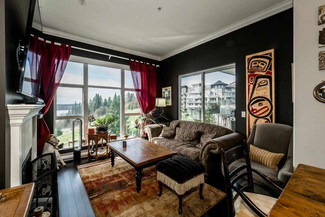 Main Photo: 502 3608 DEERCREST DRIVE, Roche Point, North Vancouver, BC, V7G 2S8 in North Vancouver: Roche Point Residential Attached for sale : MLS®# R2050226