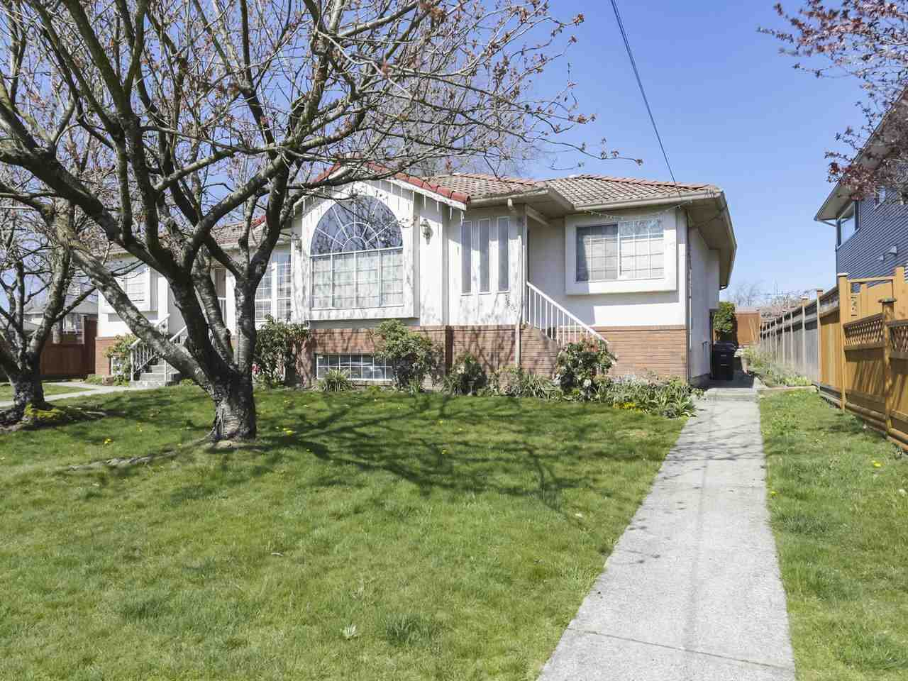 Main Photo: 7607 14TH Avenue in Burnaby: Edmonds BE House 1/2 Duplex for sale (Burnaby East)  : MLS®# R2450550