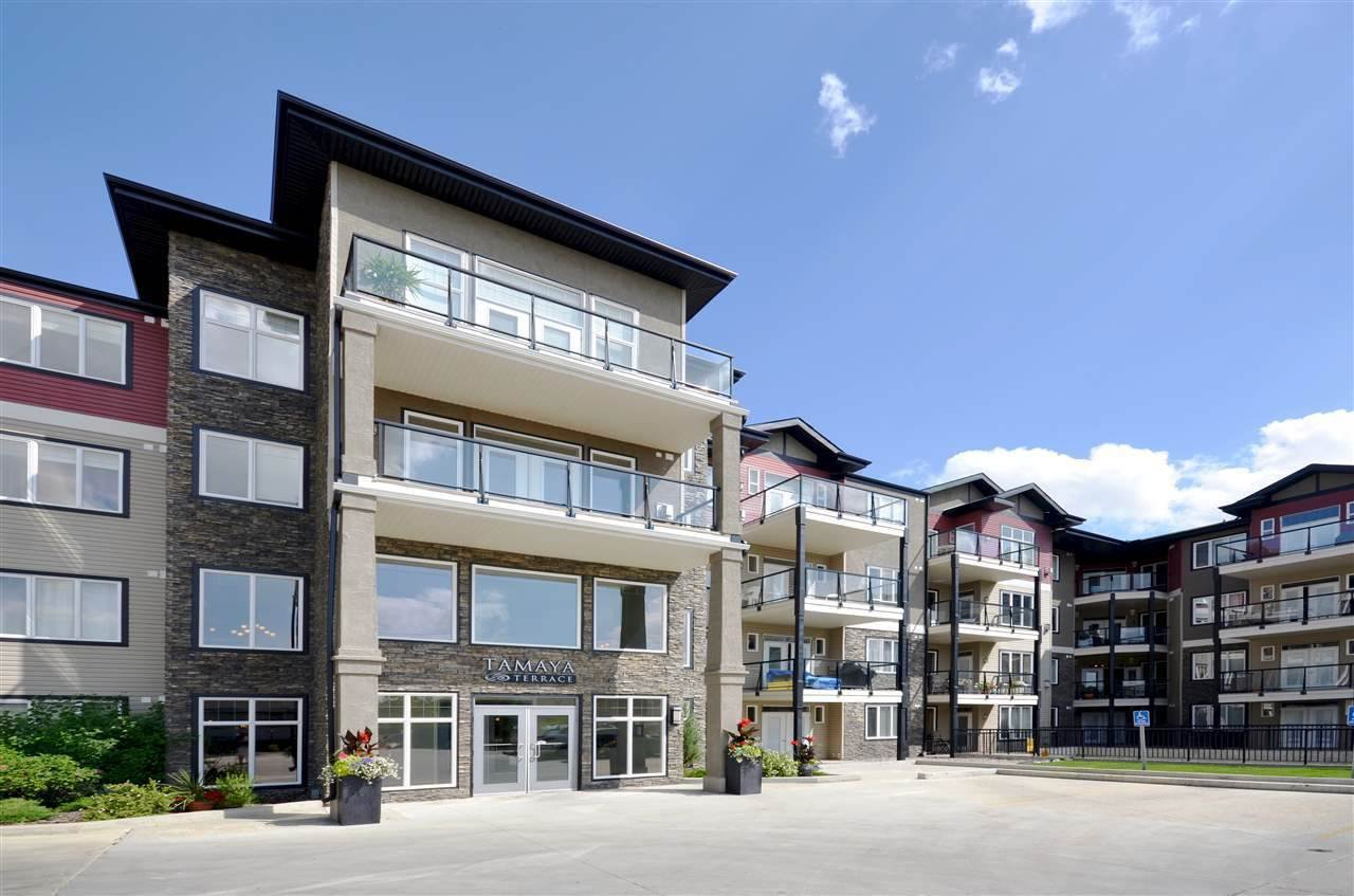 Main Photo: 108 12408 15 Avenue in Edmonton: Zone 55 Condo for sale : MLS®# E4195087