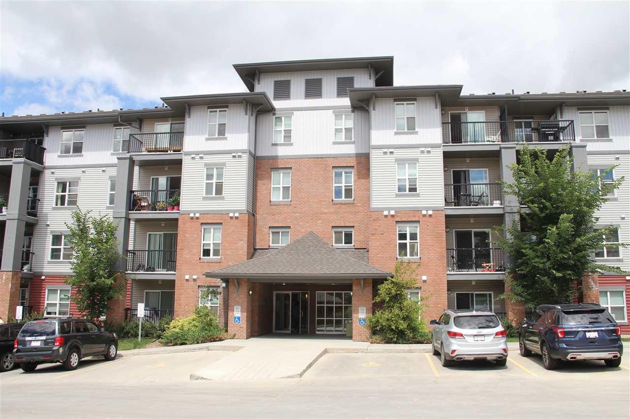 Main Photo: 408 667 WATT Boulevard in Edmonton: Zone 53 Condo for sale : MLS®# E4204064