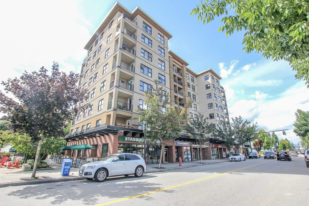 "Main Photo: 801 415 E COLUMBIA Street in New Westminster: Sapperton Condo for sale in ""San Marino"" : MLS®# R2477150"