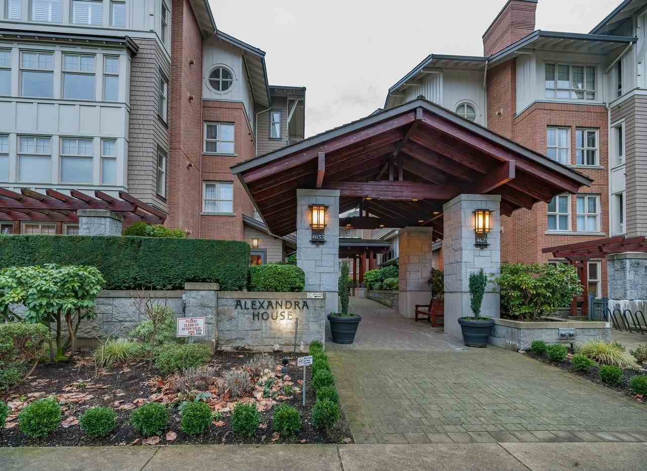 """Main Photo: 2409 4625 VALLEY Drive in Vancouver: Quilchena Condo for sale in """"ALEXANDER HOUSE"""" (Vancouver West)  : MLS®# R2478418"""