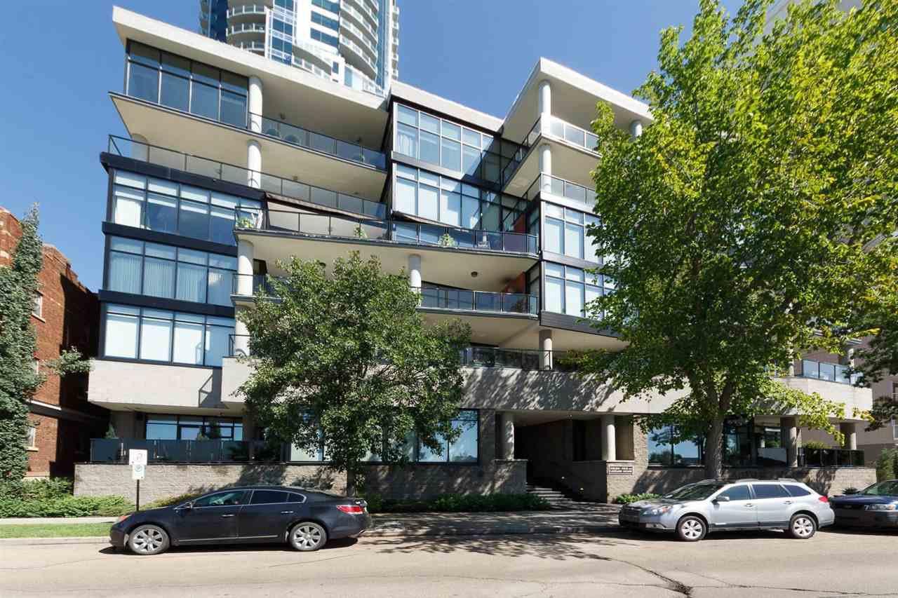 Main Photo: 102 11930 100 Avenue in Edmonton: Zone 12 Condo for sale : MLS®# E4208423