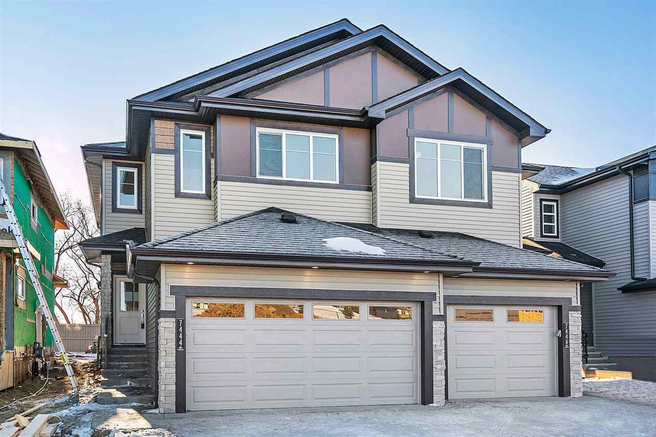Main Photo:  in Edmonton: Zone 55 House Half Duplex for sale : MLS®# E4224469