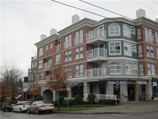 Main Photo: 307 5723 COLLINGWOOD ST in vancouver west: Southlands Condo for sale (Vancouver West)  : MLS®#  V874164