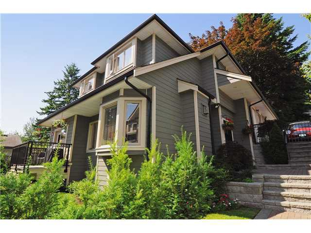 Main Photo: 3123 SUNNYHURST RD in North Vancouver: Lynn Valley House for sale : MLS®# V904323