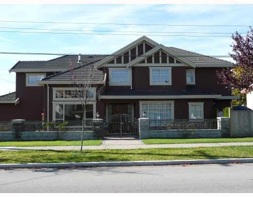 Main Photo: 10611 LASSAM Road in Richmond: Steveston North House for sale : MLS®# V675944