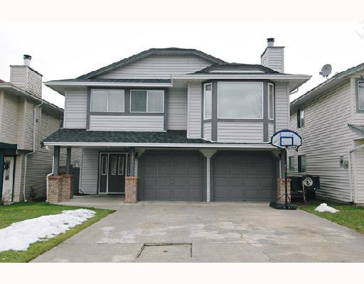 Main Photo: 11581 WARESLEY Street in Maple_Ridge: Southwest Maple Ridge House for sale (Maple Ridge)  : MLS®# V688294
