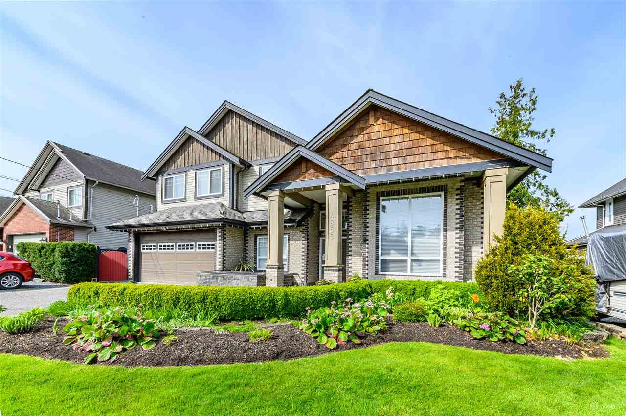 Main Photo: 4855 216 Street in Langley: Murrayville House for sale : MLS®# R2404598