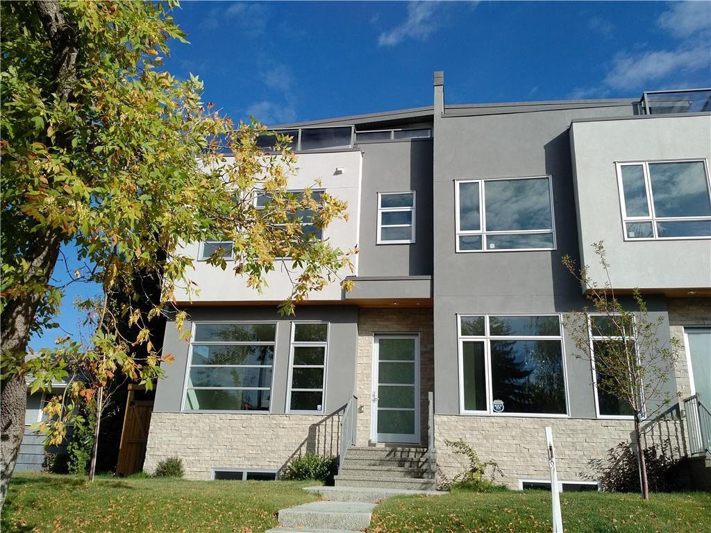 Main Photo: 2036 32 Avenue SW in Calgary: South Calgary Semi Detached for sale : MLS®# C4289559