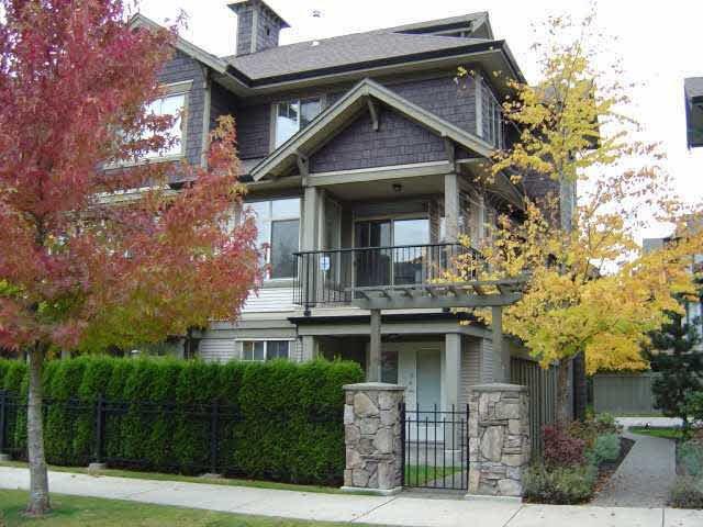 Main Photo: 40 6233 BIRCH STREET in Richmond: McLennan North Townhouse for sale ()  : MLS®# V792353