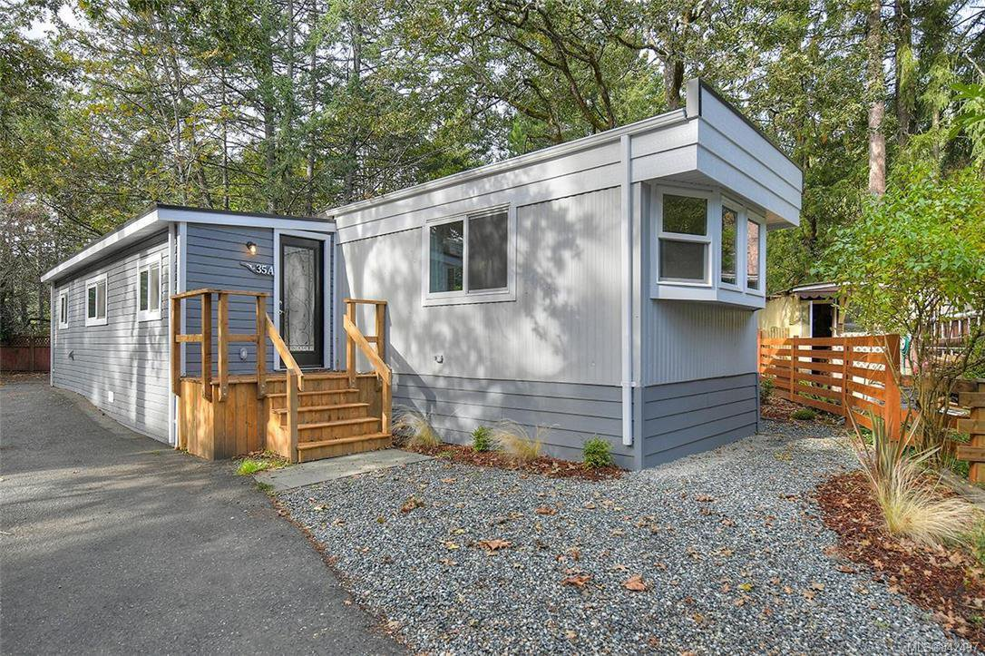 Main Photo: 35A 2500 Florence Lake Rd in Langford: La Florence Lake Manufactured Home for sale : MLS®# 842497