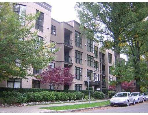 Main Photo: 308 2181 W 10TH Avenue in Vancouver: Kitsilano Condo for sale (Vancouver West)  : MLS®# V678659