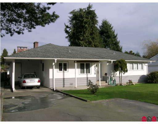 "Main Photo: 10276 125A Street in Surrey: Cedar Hills House for sale in ""CEDAR HILLS"" (North Surrey)  : MLS®# F2806729"