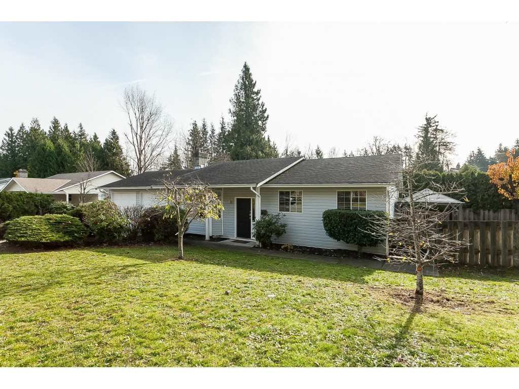 Main Photo: 1820 DAHL Crescent in Abbotsford: Central Abbotsford House for sale : MLS®# R2418847