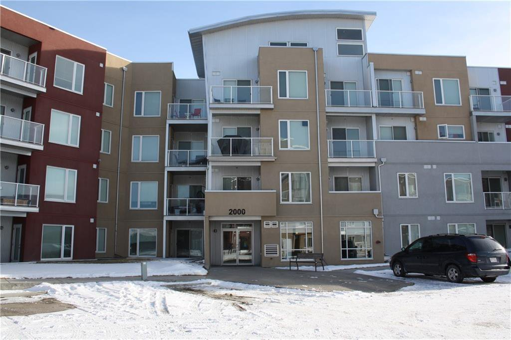 Main Photo: 2302 604 EAST LAKE Boulevard NE: Airdrie Apartment for sale : MLS®# C4287426