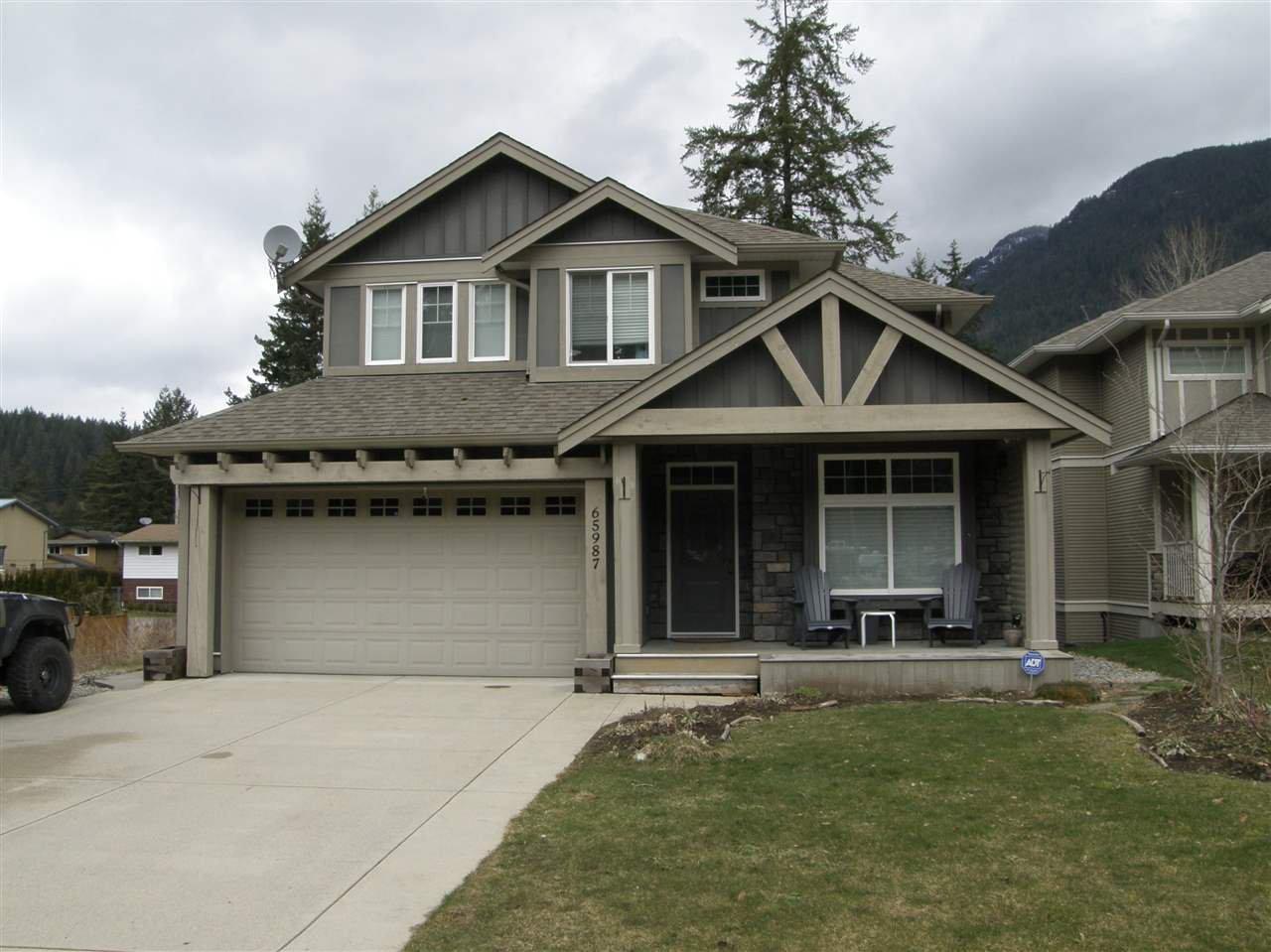 Main Photo: 65987 OGILVIEW Drive in Hope: Hope Kawkawa Lake House for sale : MLS®# R2443897
