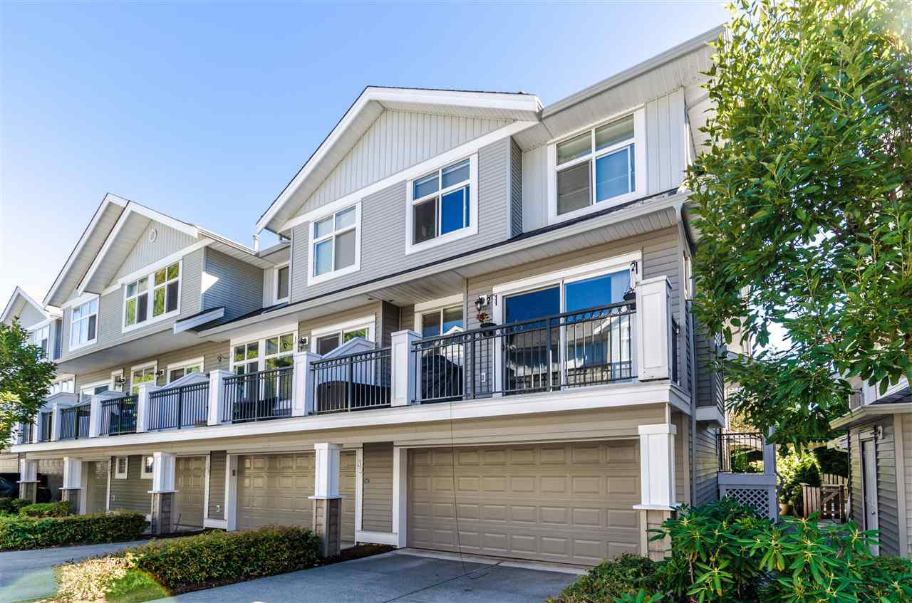 "Main Photo: 40 20449 66 Avenue in Langley: Willoughby Heights Townhouse for sale in ""NATURE'S LANDING"" : MLS®# R2468038"