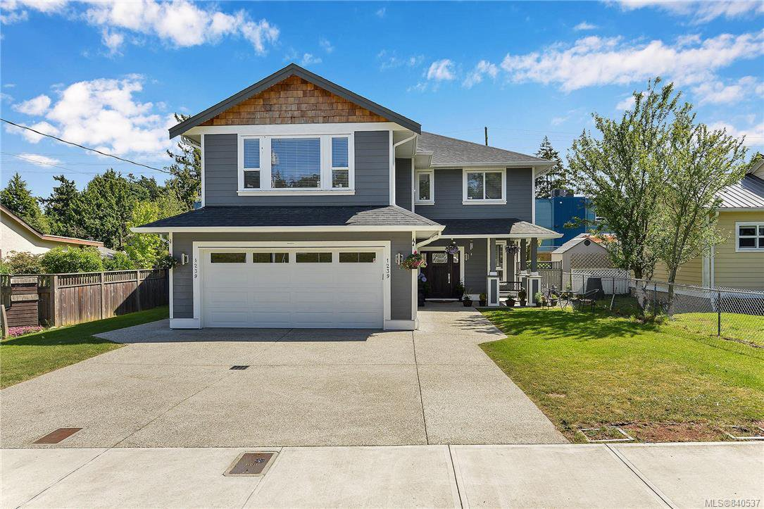 Main Photo: 1239 Colville Rd in Esquimalt: Es Rockheights Single Family Detached for sale : MLS®# 840537
