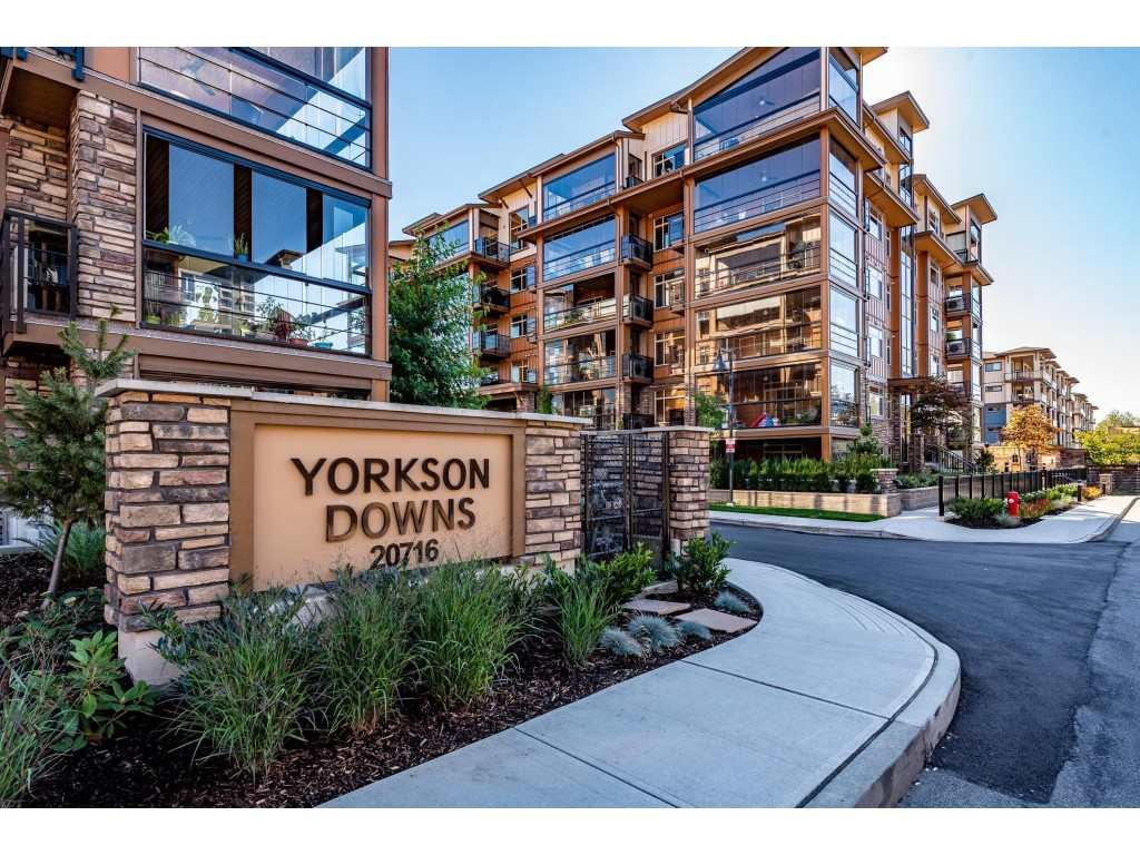 "Main Photo: A110 20716 WILLOUGHBY TOWN CENTRE Drive in Langley: Willoughby Heights Condo for sale in ""Yorkson Downs"" : MLS®# R2491391"