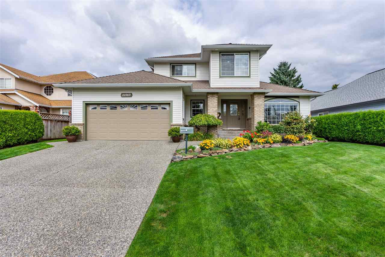 Main Photo: 26969 24A Avenue in Langley: Aldergrove Langley House for sale : MLS®# R2492991