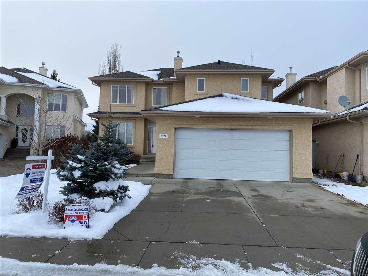 Main Photo: 8724 208 Street in Edmonton: Zone 58 House for sale : MLS®# E4176971