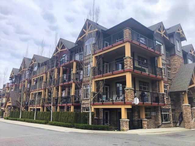 """Main Photo: 108 8328 207A Street in Langley: Willoughby Heights Condo for sale in """"Yorkson Creek-Walnut Ridge 1"""" : MLS®# R2435759"""