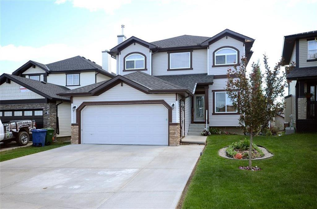 Main Photo: 24 CANOE Cove SW: Airdrie Detached for sale : MLS®# C4255384