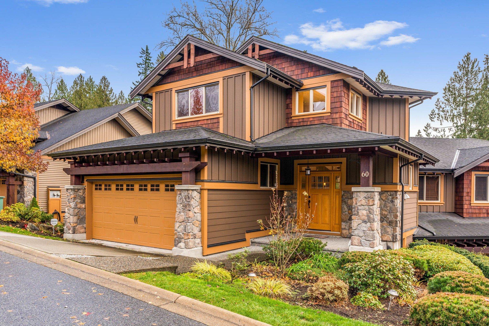 Main Photo: 60 24185 106B Avenue in Maple Ridge: Albion Townhouse for sale : MLS®# R2516435